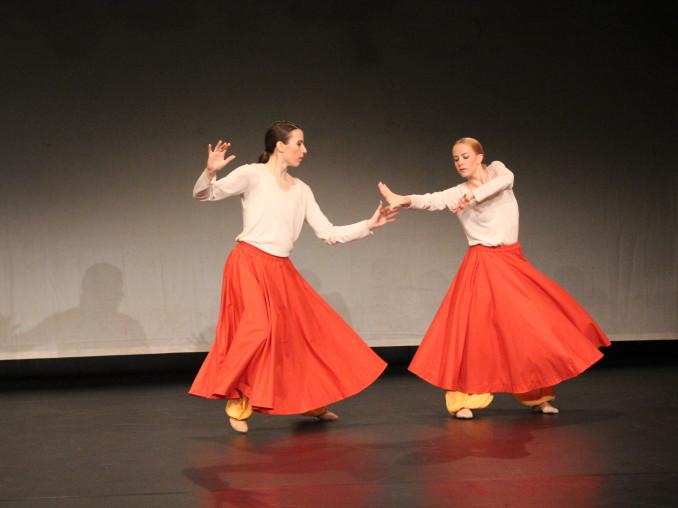 Tanz über Grenzen hinweg